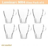 لیوان لومینارک مدل MR4