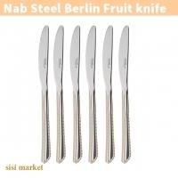کارد میوه خوری ناب استیل مدل برلین