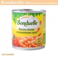 خوراک لوبیا باندوئل 430 گرمی
