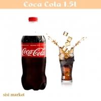 نوشابه کوکا کولا 1/5 لیتری