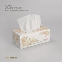 BT2017 GOLDEN GARDEN دستمال کاغذی بنتاتی