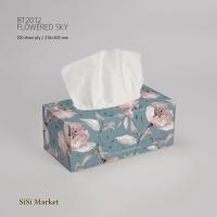 BT2012 FLOWERED SKY دستمال کاغذی بنتاتی